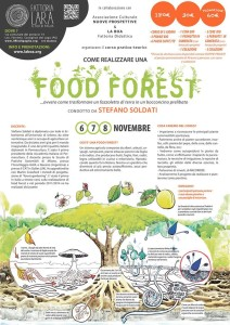Food forest locandina